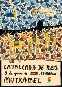 Cabalgata Reyes Magos 2020 mutxamel