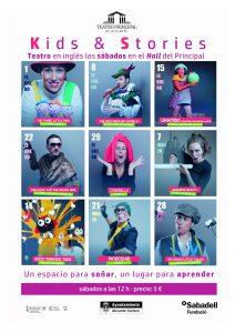Kids and Story Teatro Principal alicante