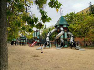 Parque de los Tubos Alcoy