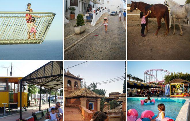 10 planes de verano con niños alicante
