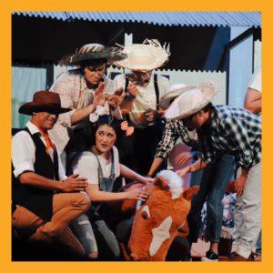 El musical de la granja alicante