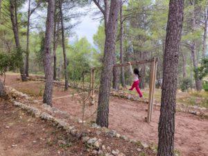 area recreativa xalò