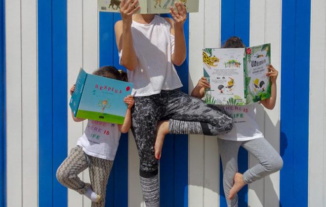 Yoga para niños clases online