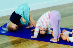 yoga infantil online