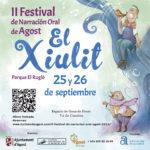 III festival narración oral agost