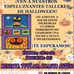 taller de halloween alicante